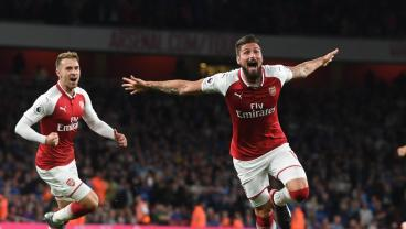 Arsenal Outfoxes Leicester City In Tremendous EPL Opener