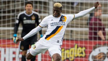Gyasi Zardes Has Played Himself Off The USMNT World Cup Plane