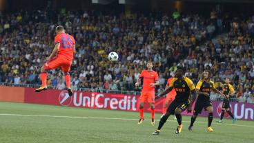 Heartbreaking 91st Minute Own Goal Costs Swiss Club In Champions League