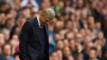 """Wenger Watch Week 2: Stoking The """"Wenger Out"""" Flames"""