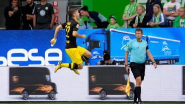 Christian Pulisic Named Bundesliga Player Of The Week