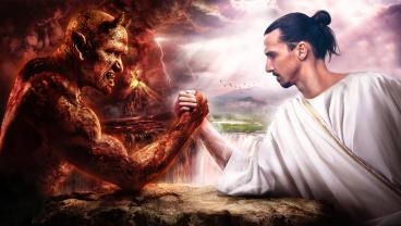 Zlatan Ibrahimovic Wins Twitter With Announcement He's Returning To Manchester United