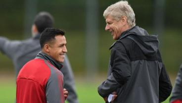 Wenger Watch Transfer Deadline Special: At Least Alexis Sanchez Is Still On The Team