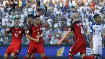 Bobby Wood Snatches 85th Minute Equalizer To Avoid Calamitous USMNT Defeat To Honduras