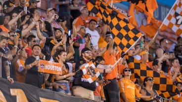 Houston Dynamo Return Home Saturday With Proceeds Benefitting Harvey Relief