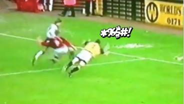 The Worst 12-Second Display Of Goalkeeping In The History Of The Game
