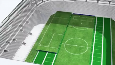 Tottenham's New Retractable Pitch Latest In Long Line Of Cool Stadium Features