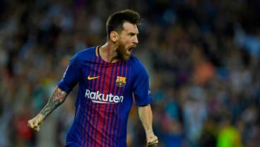 Lionel Messi's Irresistible Brace Leads To Statement Victory Over Juventus