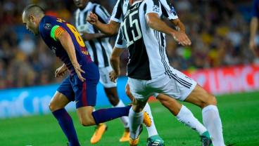 An Unchained Andres Iniesta Produced A Masterclass Against Juventus