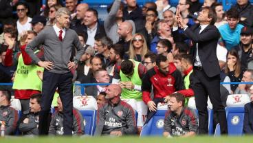 Wenger Watch: The Tie That Binds