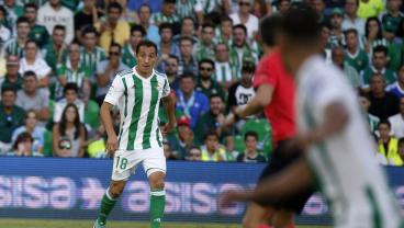 Andres Guardado Is Currently The Top Creator In La Liga