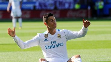 Cristiano Ronaldo Was Attacked By A Ghost