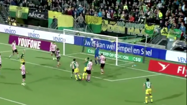 Is This Quadruple Save Good Goalkeeping Or Bad Shooting?