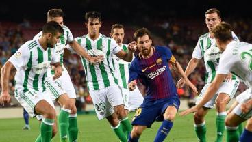 Why Man-Marking Lionel Messi Is Always A Terrible Idea