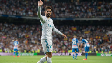 Isco highlights Espanyol