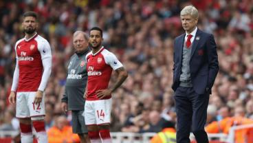 Wenger Watch: Who Are You And What Have Your Done With Arsenal?
