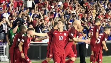 Christian Pulisic Inspires USMNT To Vital 4-0 Rout Of Panama