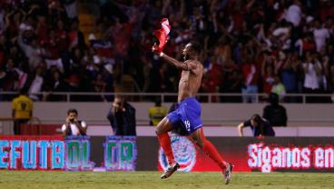 Watch The National Stadium Of Costa Rica Go Bonkers After Last-Second World Cup Qualification