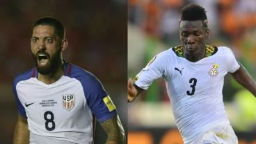 United States Ghana World Cup