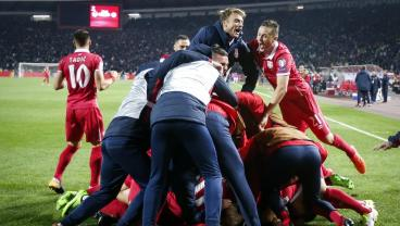 Serbia Returns To The World Cup After Winning Weak Group