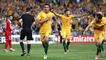 Australia End Syria's Fairy Tale, Set Up Playoff Date With CONCACAF Opponent