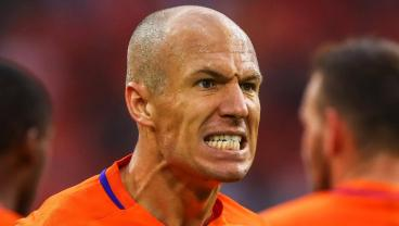 Arjen Robben's Outstanding Individual Performance Not Enough For Doomed Netherlands