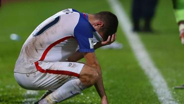 It Took All This Crazy Shit To Knock The U.S. Out Of The World Cup