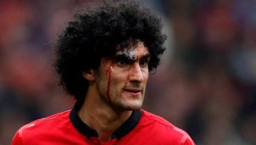 Get Excited For Manchester United-Liverpool By Watching Steven Gerrard Headbutt Marouane Fellaini