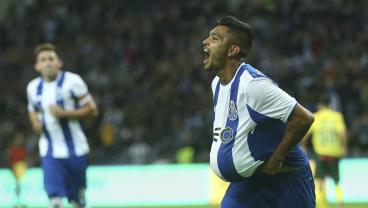 "Jesus ""Tecatito"" Corona Spent The Whole Weekend Balling With FC Porto"