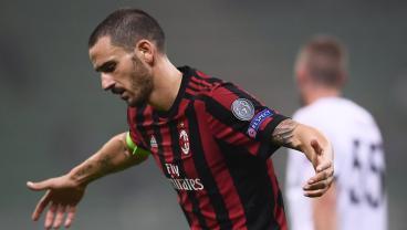 Leonardo Bonucci And AC Milan: A Match Made In Hell