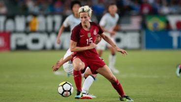 Megan Rapinoe Puts FIFA On Blast For Nominating Student For Player Of The Year