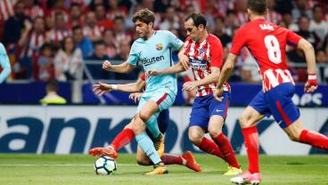 Messi Is As Vital As Ever, But It's Sergi Roberto Who Deserves The Early Acclaim