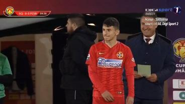 14-YEAR-OLD Scores On Debut For Romanian Giants Steaua Bucharest