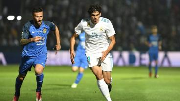 Reckless Real Madrid Youngster Shows How Not To Impress On Your Debut