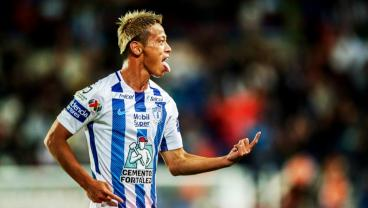In Case You Forgot About Keisuke Honda, He Hit A Banger In The Copa MX Last Night