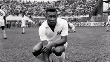Pelé Just Won A Club World Championship