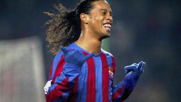 Barca Visit Bilbao This Weekend, A Fixture Ronaldinho Used To Have Too Much Fun In