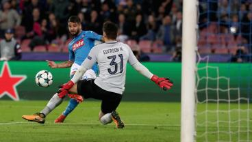 Napoli, Arguably Europe's Most Exciting Side, On Verge Of UCL Disaster