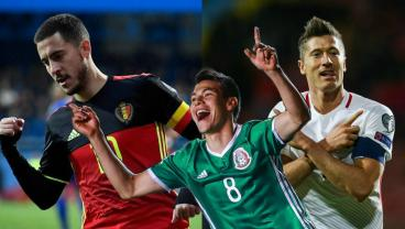 There's No Shame In Being Way Too Excited About El Tri's Upcoming Pair Of Friendlies
