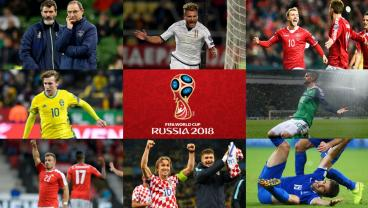 Previews And Predictions For The Gut-Wrenching UEFA World Cup Playoffs