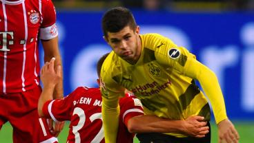 Christian Pulisic Touted As Ideal Replacement For Arjen Robben And Franck Ribery By German Legend
