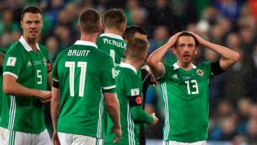 Awful Penalty Call Means Northern Ireland Are Almost Certainly Not Qualifying For Russia