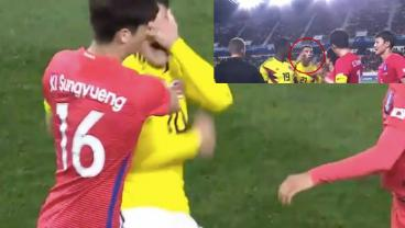 Colombia Produce Utterly Disgraceful 30-Second Display Of Humanity