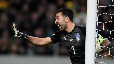 Italian Apocalypse Looms Following Shock First Leg Defeat To Sweden