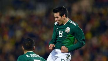 Hirving Lozano Gives Mexico Fans Reason For World Cup Optimism