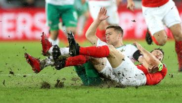 Switzerland Through To World Cup With Awful Penalty Call Overshadowing Achievement