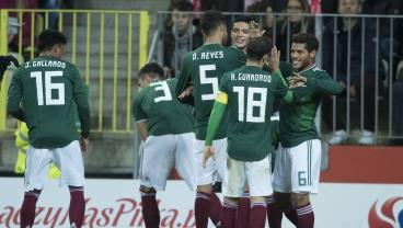 Mexico Gives European Rivals Food For Thought Following 1-0 Defeat Of Poland