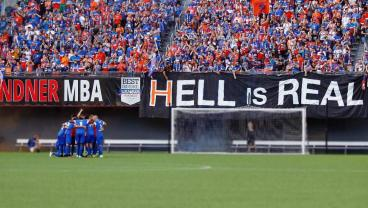 FC Cincinnati Gets MLS Shirt Sponsor, Isn't Actually In MLS