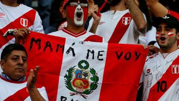 Peru vs New Zealand World Cup playoff