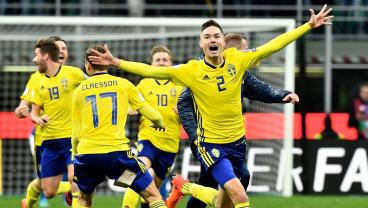 Sweden World Cup qualification